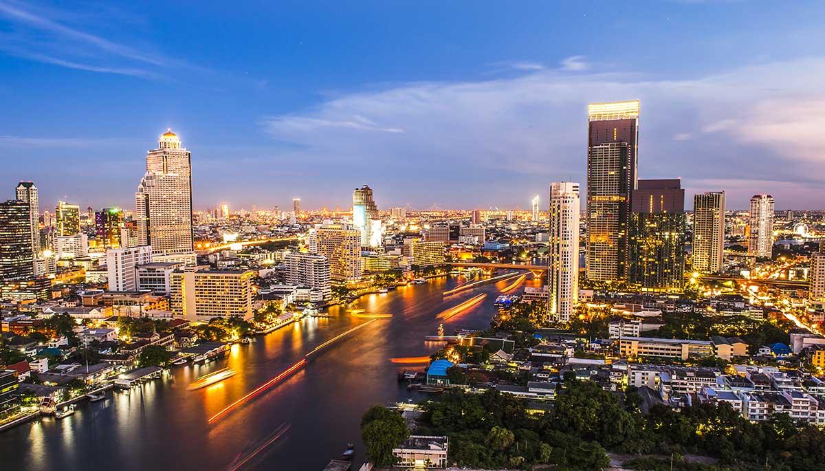 Get To Know Bangkok Thailand