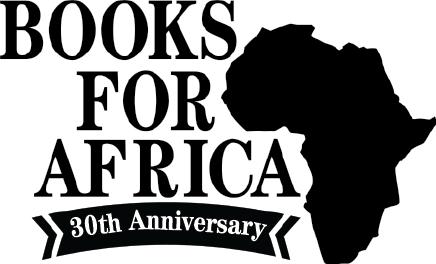 Books for Africa Logo